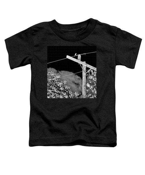 Mockingbird On A Wire Toddler T-Shirt