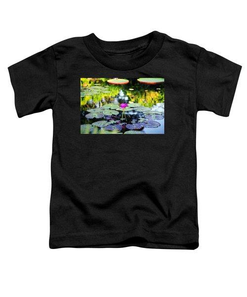 Monet Lilies Toddler T-Shirt