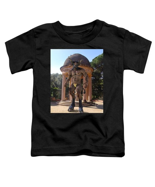 Monster Maze Toddler T-Shirt by Joaquin Abella