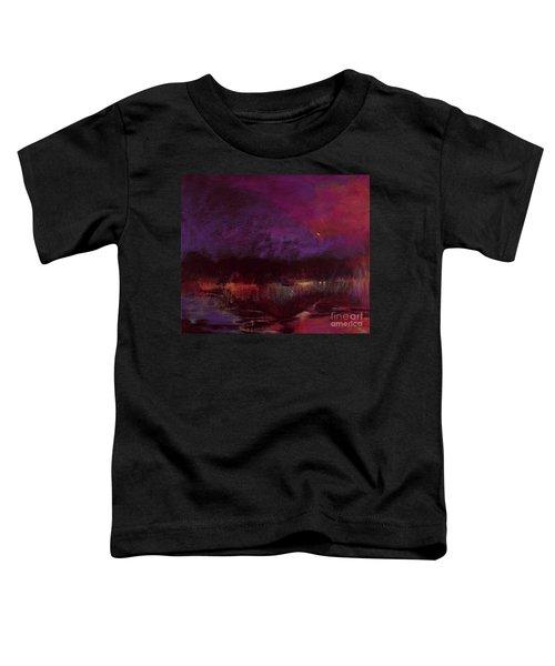 Moon Glow 5-6-11 Julianne Felton Toddler T-Shirt