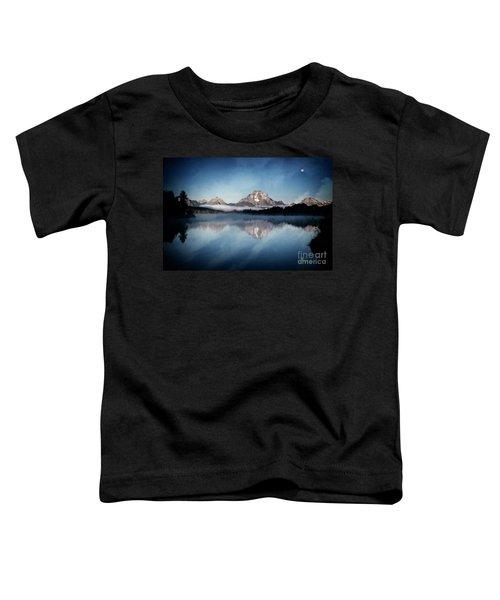 Moonset Toddler T-Shirt