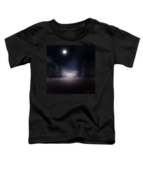 Moonlight Journey Toddler T-Shirt