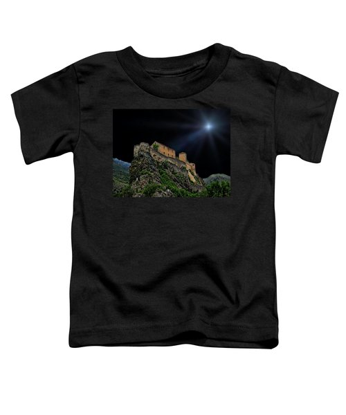 Moonlit Castle Toddler T-Shirt