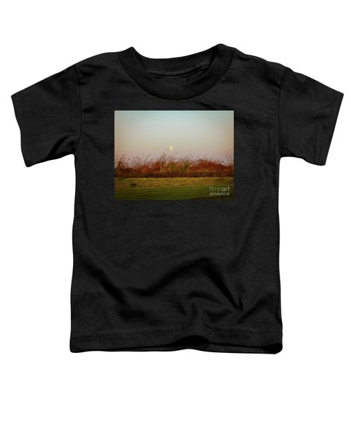 Moonscape Evening Shades Toddler T-Shirt