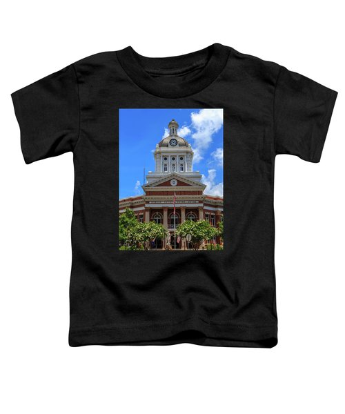 Morgan County Court House Toddler T-Shirt