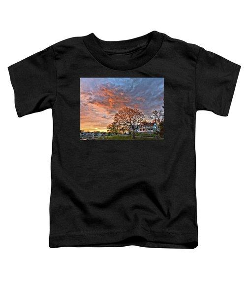 Morning Sky Toddler T-Shirt