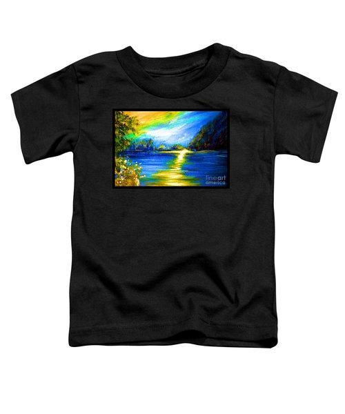 Morning Sunrise 9.6 Toddler T-Shirt