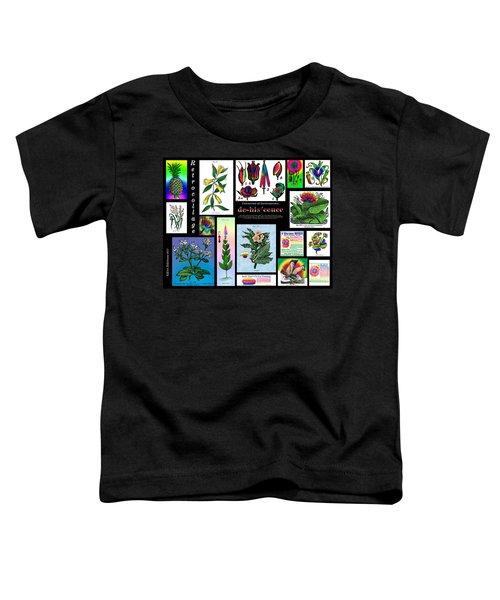 Mosaic Of Retrocollage II Toddler T-Shirt