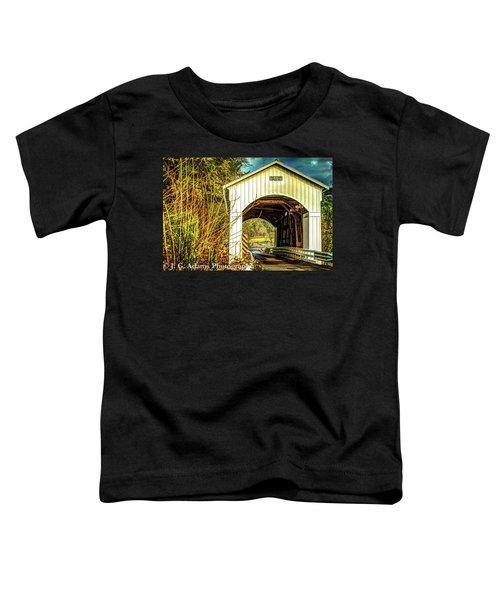 Mosby Creek Bridge Toddler T-Shirt