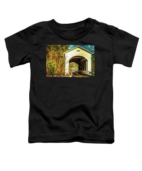 Mosby Creek Bridge Toddler T-Shirt