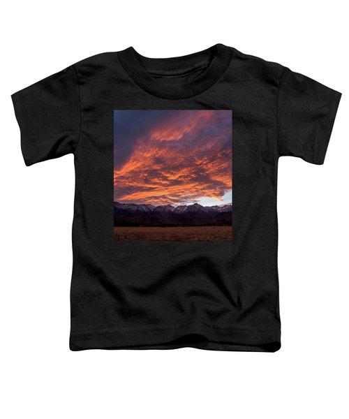 Mount Whitney Toddler T-Shirt