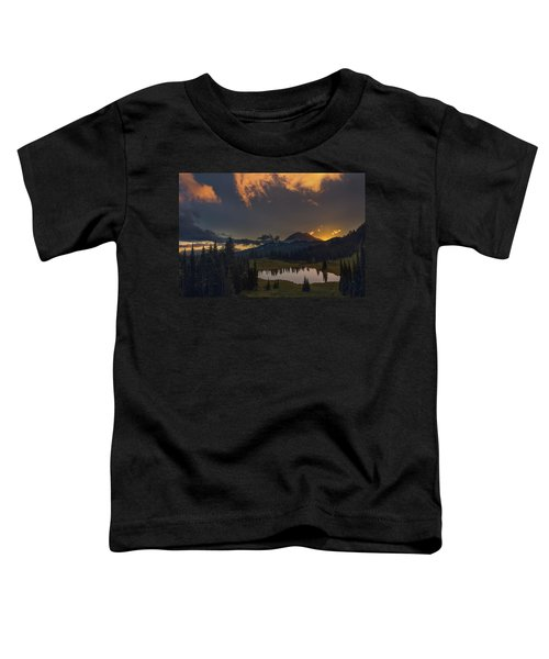 Mountain Show Toddler T-Shirt