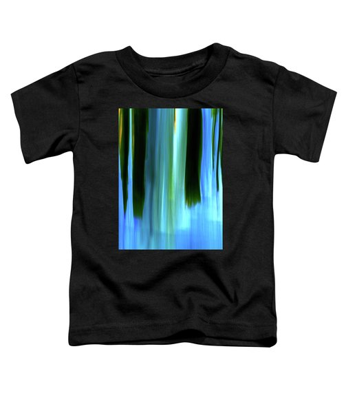Moving Trees 37-05 Portrait Format Toddler T-Shirt
