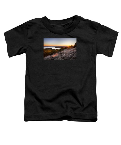 Mt. Major Summit Toddler T-Shirt