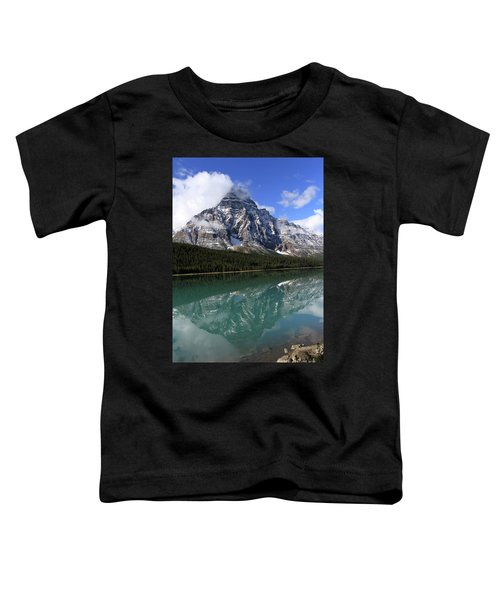 Mt Refection Toddler T-Shirt