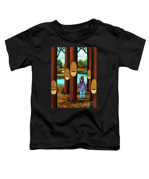 Music Of Forest Toddler T-Shirt