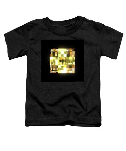 My Cubed Mind - Frame 019 Toddler T-Shirt