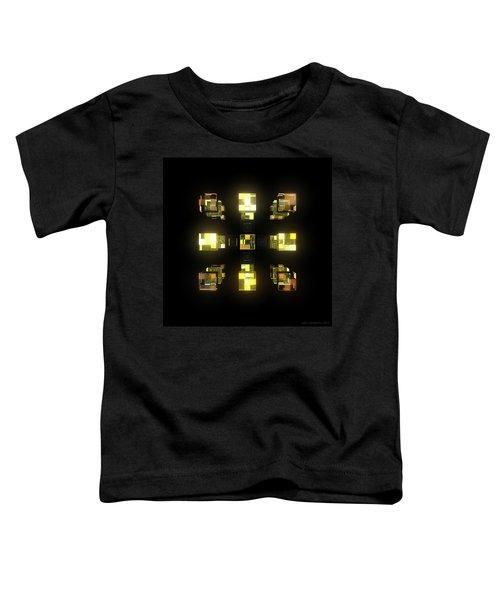 My Cubed Mind - Frame 141 Toddler T-Shirt
