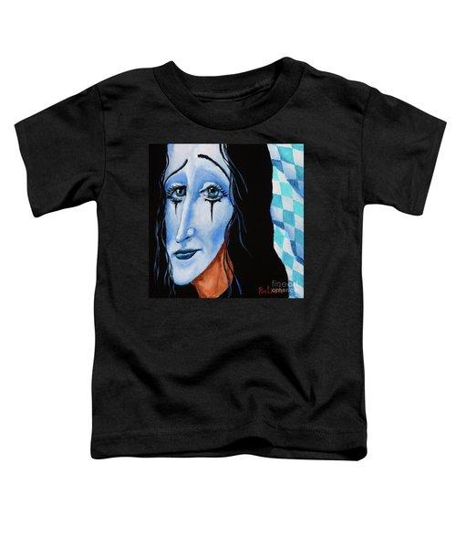 My Dearest Friend Pierrot Toddler T-Shirt