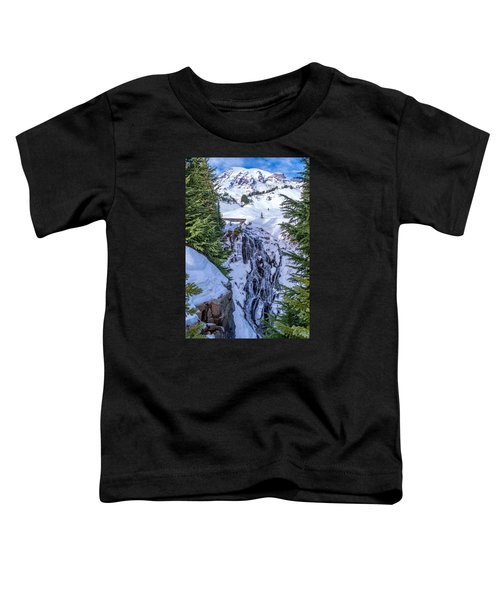 Myrtle Falls Toddler T-Shirt