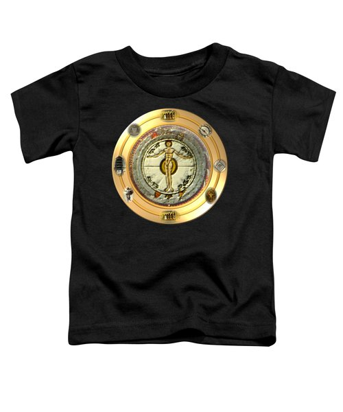 Mysteries Of The Ancient World By Pierre Blanchard Toddler T-Shirt by Pierre Blanchard