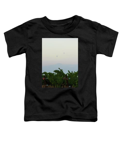 Napa Rides Toddler T-Shirt