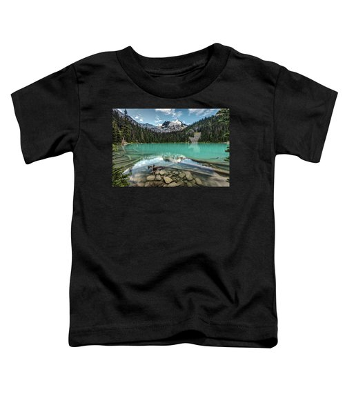 Natural Beauty Of British Columbia Toddler T-Shirt