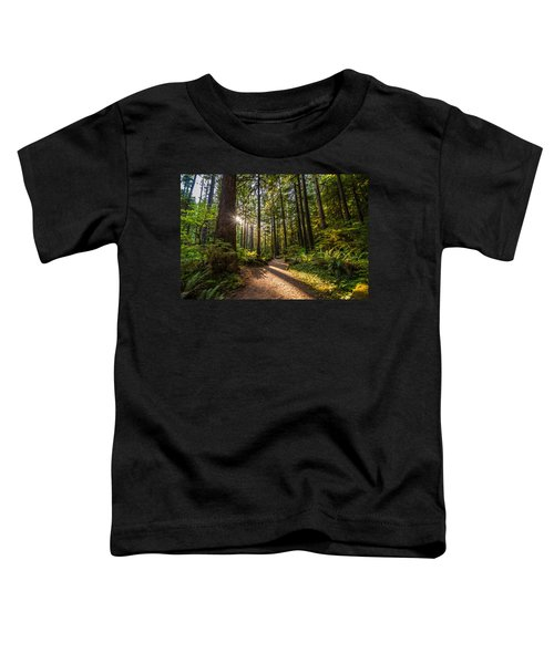 Nature Trail Toddler T-Shirt