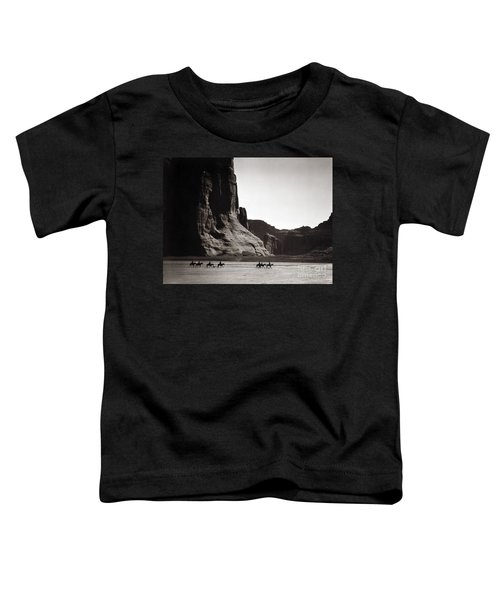 Navajos Canyon De Chelly, 1904 Toddler T-Shirt