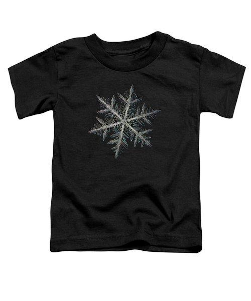 Neon, Black Version Toddler T-Shirt