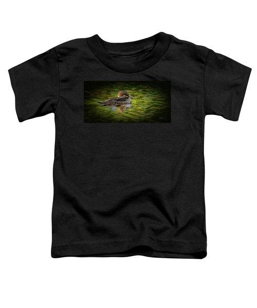 Neon Swim Toddler T-Shirt