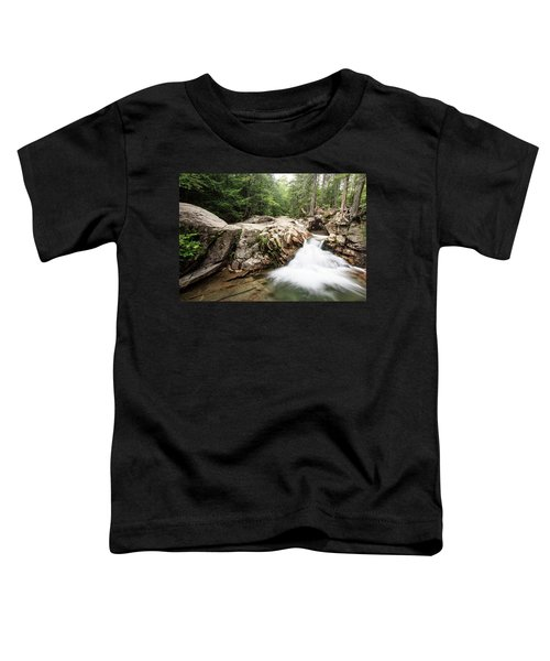 New England Waterfall Toddler T-Shirt