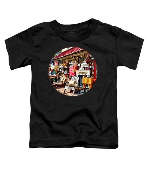 New Hope Pa Antique Shop Toddler T-Shirt