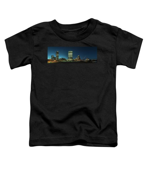 New Milwaukee Skyline Toddler T-Shirt