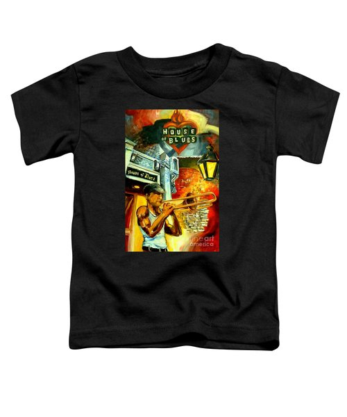 New Orleans' House Of Blues Toddler T-Shirt