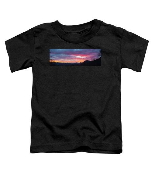 New Year Dawn - 2016 December 31 Toddler T-Shirt