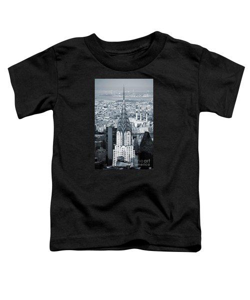New York City - Usa - Chrysler Building Toddler T-Shirt