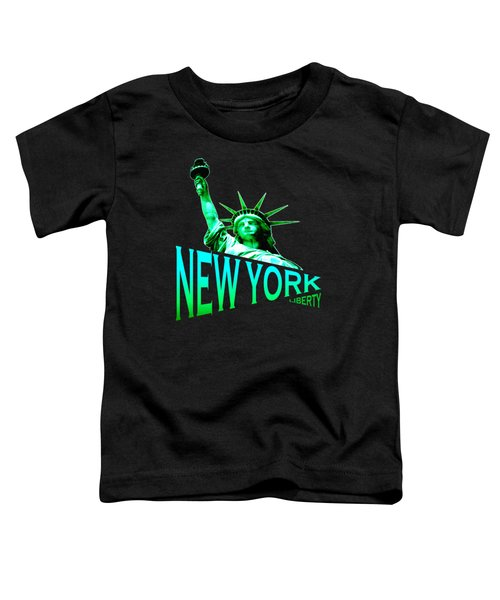 New York Liberty Design Toddler T-Shirt