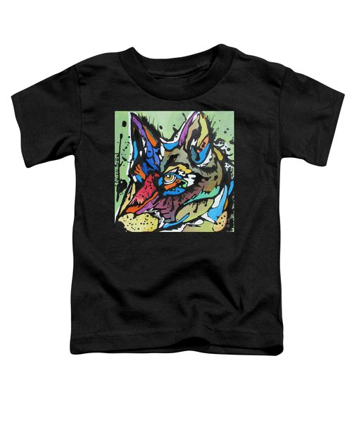Nico The Coyote Toddler T-Shirt