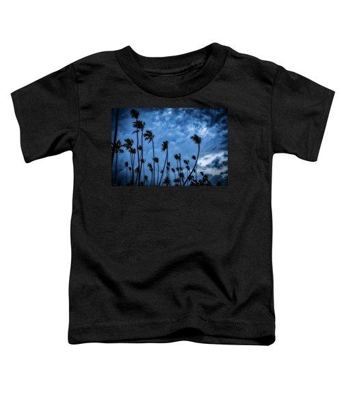 Night Beach Toddler T-Shirt