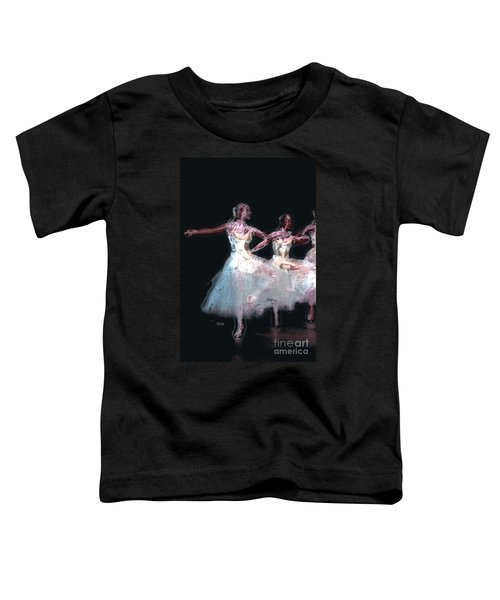 Night Of The Ballet Toddler T-Shirt