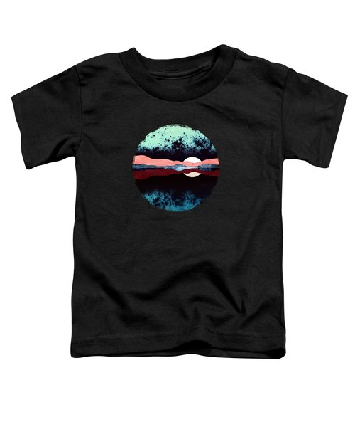 Night Sky Reflection Toddler T-Shirt