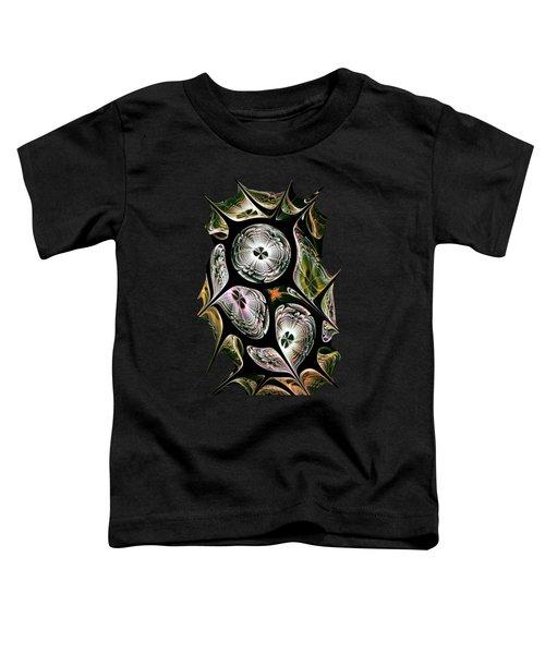 Night Vision Toddler T-Shirt by Anastasiya Malakhova