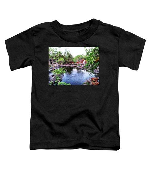 Lembang Village Toddler T-Shirt