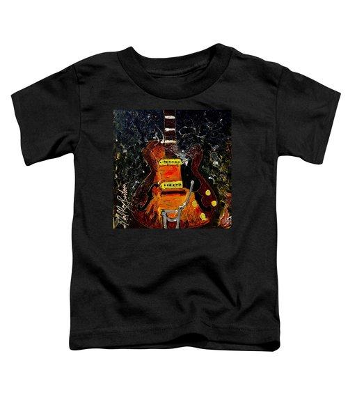 No #7 Toddler T-Shirt