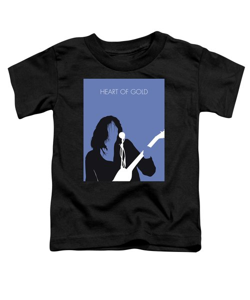 No128 My Neil Young Minimal Music Poster Toddler T-Shirt