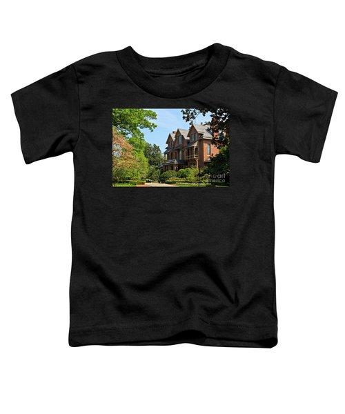North Carolina Executive Mansion Toddler T-Shirt