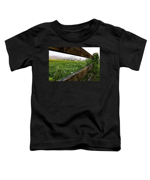 North Road Fence Toddler T-Shirt