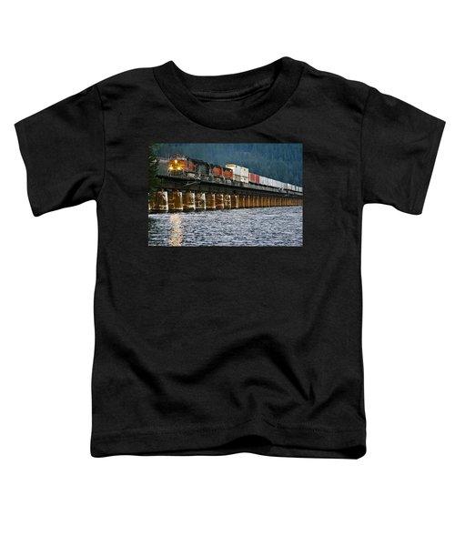 Northbound At Dusk Toddler T-Shirt
