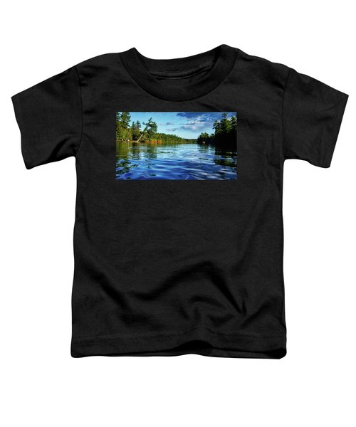 Northern Waters Toddler T-Shirt